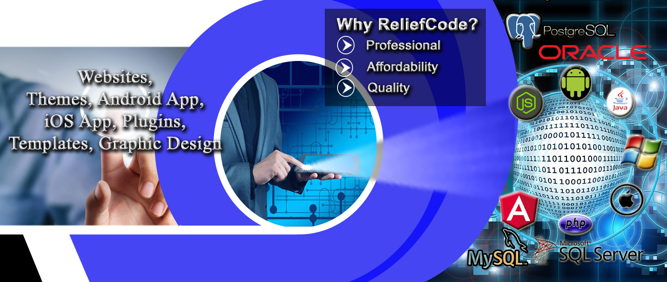 ContactUS for IT services and various webservices #website#weservices#BudgetWebsite#LowPriceWebsite#QualityWebsite#HighendQualityWebsite#ReliefCode provides a range of Information Technology services. We have experience providing services to top international NGOs to five star hospitality industry also even for small startup business like coffee shops and gift shops. we have 1059 satisfied client. Founded in 2015, for recent organzation like us, with our smart hard working style, in these few years we have manage to make many statisfied IT partner with big multinational organization as well as startup businesses across the globe. We guide them to connect them with the digital IT era. Our professional services and design of product like webpages and apps are always in latest updated trend. We are passionate about what we do. We're invested in the combine success of our work and client expectation. We have been providing targeted cutting-edge IT services to various national and international organisations. Core competency of our team lies in designing, developing, and deploying high-end sophisticated information systems. Our clients come to us with complex IT challenges that need outright solving. So, we take the time to fully understand their organizational goal, business goals, their industry and their competition to design an innovative solution to meet their challenges. Whether it's website, eCommerce, mobile app or a combination of all. Reliefcode has got the depth of technical experience as well as the 'know how' to deliver. We can achieve almost task put upon. Despite the distances between us, we work as a cohesive team creating flawless digital solutions across both web and mobile platforms. While remaining focused on innovation, we are also looking to continuously improve our existing products and service standards.